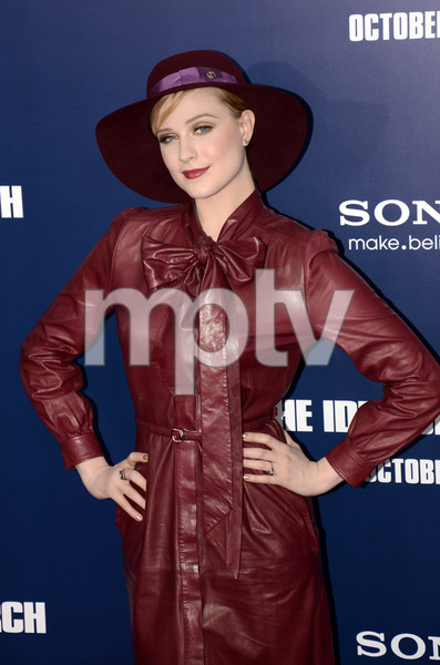 """The Ides of March"" Premiere Evan Rachel Wood10-5-2011 / Ziegfeld Theater / New York NY / Sony Pictures / Photo by Eric Reichbaum - Image 24118_0128"