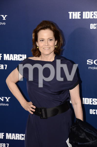 """""""The Ides of March"""" Premiere Sigourney Weaver10-5-2011 / Ziegfeld Theater / New York NY / Sony Pictures / Photo by Eric Reichbaum - Image 24118_0138"""