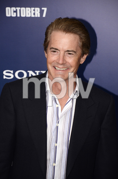 """""""The Ides of March"""" Premiere Kyle MacLachlan10-5-2011 / Ziegfeld Theater / New York NY / Sony Pictures / Photo by Eric Reichbaum - Image 24118_0164"""
