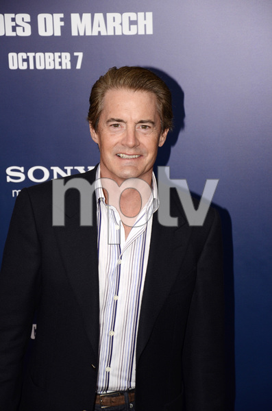 """""""The Ides of March"""" Premiere Kyle MacLachlan10-5-2011 / Ziegfeld Theater / New York NY / Sony Pictures / Photo by Eric Reichbaum - Image 24118_0166"""