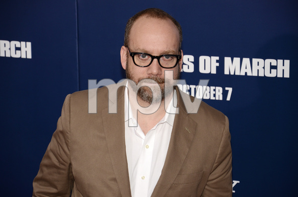 """The Ides of March"" Premiere Paul Giamatti10-5-2011 / Ziegfeld Theater / New York NY / Sony Pictures / Photo by Eric Reichbaum - Image 24118_0170"