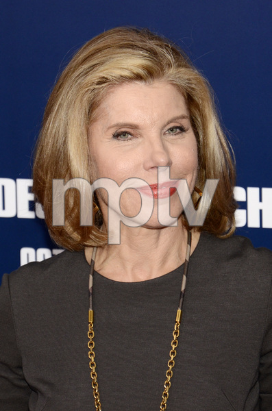"""The Ides of March"" Premiere Christine Baranski10-5-2011 / Ziegfeld Theater / New York NY / Sony Pictures / Photo by Eric Reichbaum - Image 24118_0176"