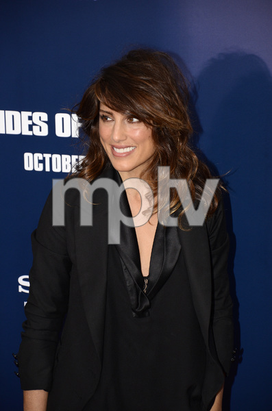 """The Ides of March"" Premiere Jennifer Esposito10-5-2011 / Ziegfeld Theater / New York NY / Sony Pictures / Photo by Eric Reichbaum - Image 24118_0179"