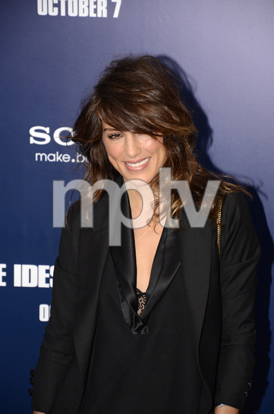 """The Ides of March"" Premiere Jennifer Esposito10-5-2011 / Ziegfeld Theater / New York NY / Sony Pictures / Photo by Eric Reichbaum - Image 24118_0182"