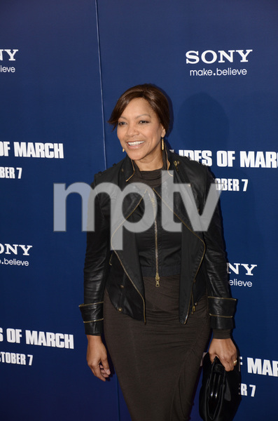 """The Ides of March"" Premiere Grace Hightower10-5-2011 / Ziegfeld Theater / New York NY / Sony Pictures / Photo by Eric Reichbaum - Image 24118_0189"