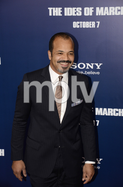 """The Ides of March"" Premiere Jeffrey Wright10-5-2011 / Ziegfeld Theater / New York NY / Sony Pictures / Photo by Eric Reichbaum - Image 24118_0192"