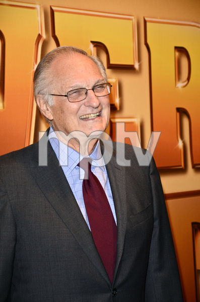 """Tower Heist"" PremiereAlan Alda10-24-2011 / Ziegfeld Theater / New York NY / Universal Studios / Photo by Eric Reichbaum - Image 24125_006"
