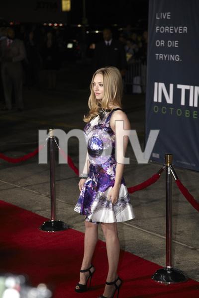 """In Time"" Premiere Amanda Seyfried10-20-2011 / Regency Village Theater / Westwood CA / Regency Pictures / Photo by Kevin Kozicki - Image 24126_0180"