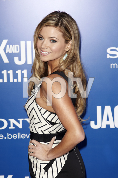 """Jack and Jill"" Premiere Amber Lancaster11-6-2011 / Regency Village Theater / Westwood CA / Sony Pictures / Photo by Kevin Kozicki - Image 24135_0295"