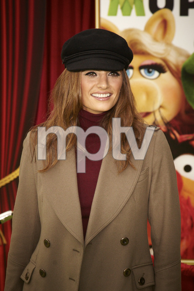 """The Muppets"" Premiere Stana Katic11-12-2011 / El Capitan Theater / Hollywood CA / Walt Disney Pictures / Photo by Kevin Kozicki - Image 24138_0199"