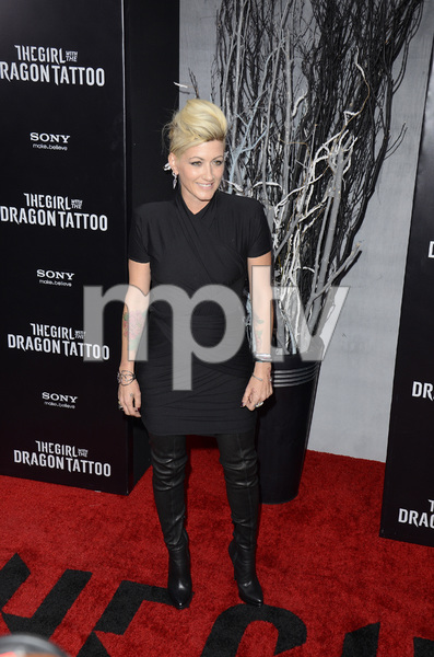 """""""The Girl with the Dragon Tattoo"""" Premiere Trish Summerville12-14-2011 / Ziegfeld Theater / New York NY / Sony Pictures / Photo by Eric Reichbaum - Image 24142_0083"""