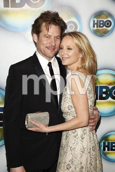 """""""HBO Post Golden Globe Party"""" Anne Heche, James Tupper1-15-2012 / Circa 55 / Los Angeles CA / Photo by Kevin Kozicki - Image 24146_0214"""