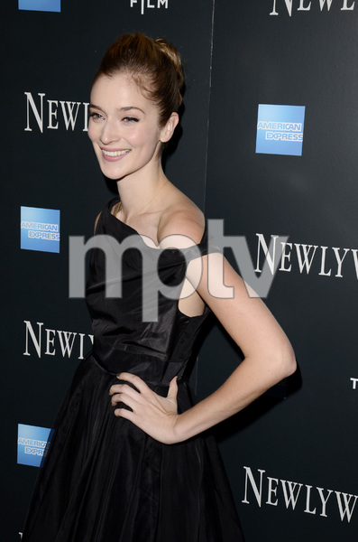 """Newlyweds"" Premiere Caitlin Fitzgerald1-11-2012 / Crosby Street Hotel / New York NY / Tribeca Film / Photo by Eric Reichbaum - Image 24148_0002"