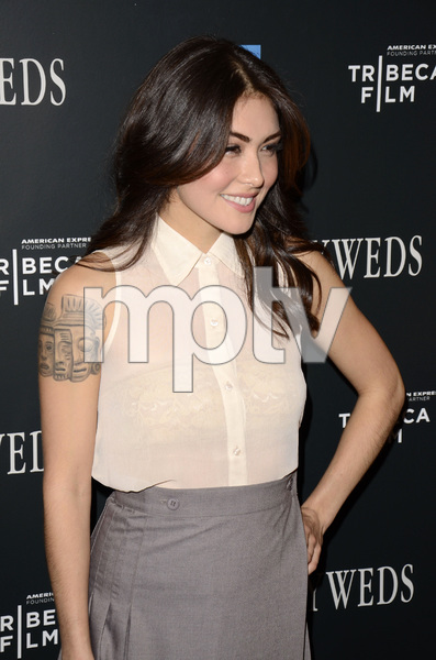 """Newlyweds"" Premiere Danielle Pineda1-11-2012 / Crosby Street Hotel / New York NY / Tribeca Film / Photo by Eric Reichbaum - Image 24148_0050"