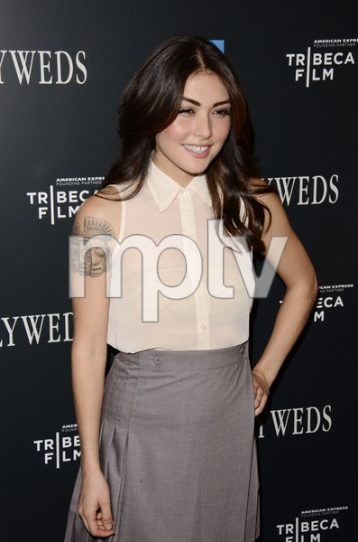 """Newlyweds"" Premiere Danielle Pineda1-11-2012 / Crosby Street Hotel / New York NY / Tribeca Film / Photo by Eric Reichbaum - Image 24148_0054"