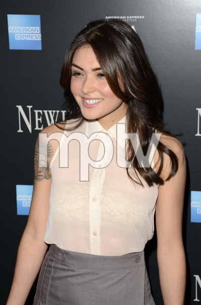 """Newlyweds"" Premiere Danielle Pineda1-11-2012 / Crosby Street Hotel / New York NY / Tribeca Film / Photo by Eric Reichbaum - Image 24148_0063"