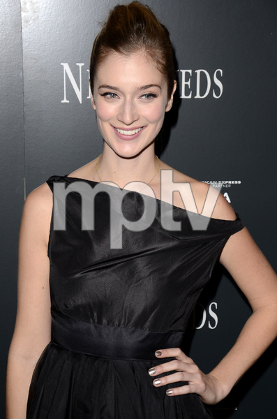 """Newlyweds"" Premiere Caitlin Fitzgerald1-11-2012 / Crosby Street Hotel / New York NY / Tribeca Film / Photo by Eric Reichbaum - Image 24148_0112"
