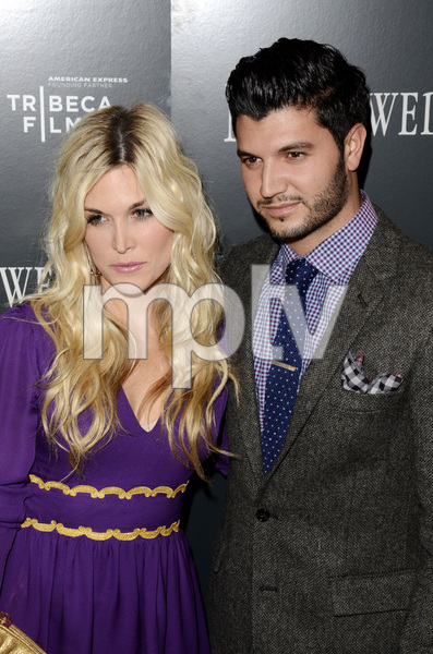 """Newlyweds"" Premiere Tinsley Mortimer and Brian Mazza1-11-2012 / Crobsy Street Hotel / New York NY / Tribeca Film / Photo by Eric Reichbaum - Image 24148_0121"