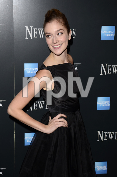 """""""Newlyweds"""" Premiere Caitlin Fitzgerald1-11-2012 / Crosby Street Hotel / New York NY / Tribeca Film / Photo by Eric Reichbaum - Image 24148_0209"""
