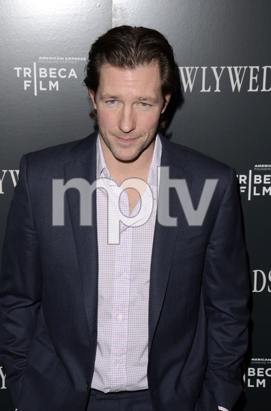 """Newlyweds"" Premiere Ed Burns1-11-2012 / Crosby Street Hotel / New York NY / Tribeca Film / Photo by Eric Reichbaum - Image 24148_0254"