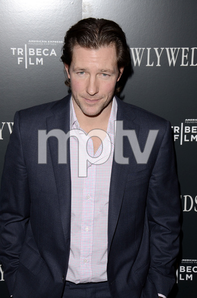 """Newlyweds"" Premiere Ed Burns1-11-2012 / Crosby Street Hotel / New York NY / Tribeca Film / Photo by Eric Reichbaum - Image 24148_0255"