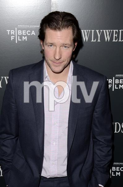 """Newlyweds"" Premiere Ed Burns1-11-2012 / Crosby Street Hotel / New York NY / Tribeca Film / Photo by Eric Reichbaum - Image 24148_0255"