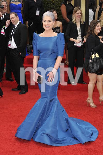 """The Golden Globe Awards - 69th Annual"" (Arrivals) Kelly Osbourne1-15-2012 © 2012 Jean Cummings - Image 24150_0408"