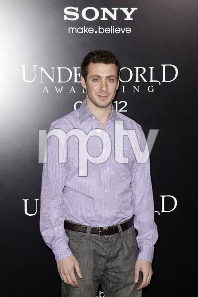 """Underworld Awakening"" Ben Kurland1-19-2012 / Grauman"