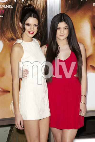 """The Vow"" PremiereKylie Jenner, Kendall Jenner2-6-2012 / Grauman"