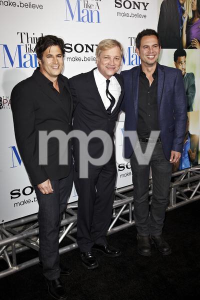 """Think Like a Man"" PremiereDavid A. Newman, Keith Merryman2-9-2012 / Arclight Cinerama Dome / Screen Gems / Hollywood CA / Photo by Kevin Kozicki - Image 24170_0009"