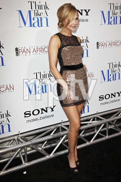 """Think Like a Man"" PremiereArielle Kebbel2-9-2012 / Arclight Cinerama Dome / Screen Gems / Hollywood CA / Photo by Kevin Kozicki - Image 24170_0185"