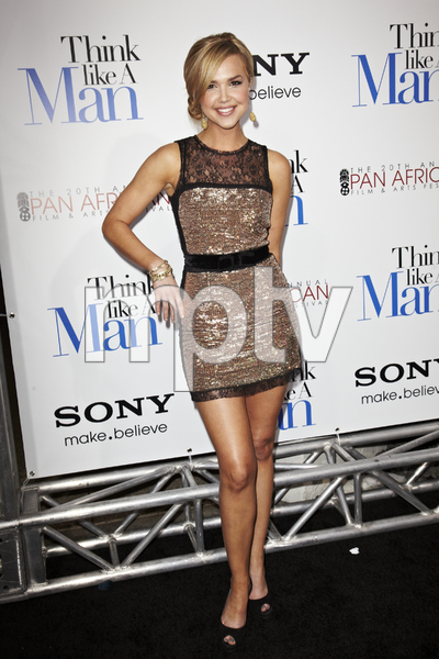 """Think Like a Man"" PremiereArielle Kebbel2-9-2012 / Arclight Cinerama Dome / Screen Gems / Hollywood CA / Photo by Kevin Kozicki - Image 24170_0186"