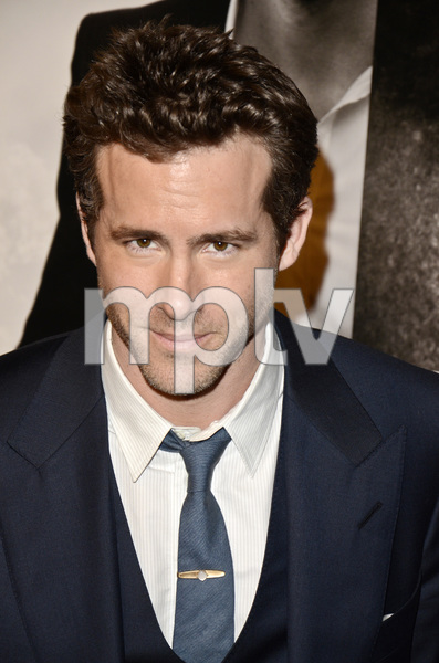 """Safe House"" PremiereRyan Reynolds2-7-2012 / SVA Theater / Universal Pictures / New York NY / Photo by Eric Reichbaum - Image 24172_0257"