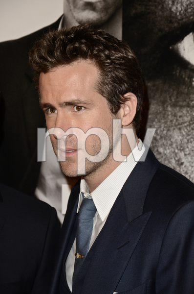 """Safe House"" PremiereRyan Reynolds2-7-2012 / SVA Theater / Universal Pictures / New York NY / Photo by Eric Reichbaum - Image 24172_0337"