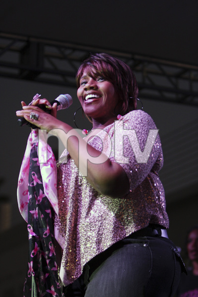 Kelly Price performing at the Baldwin Hills Crenshaw Mall in Los Angeles2011© 2011 Michael Jones - Image 24181_0018