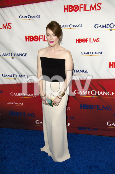 """""""Game Change"""" PremiereJulianne Moore3-7-2012 / Ziegfeld Theater / HBO / New York NY / Photo by Eric Reichbaum - Image 24183_0102"""