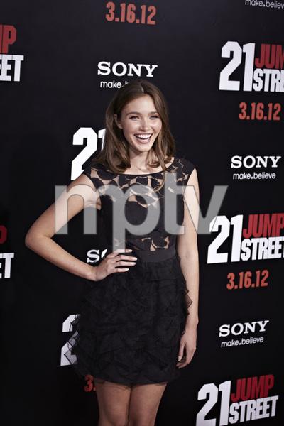 """21 Jump Street"" PremiereChanel Celaya3-13-2012 / Grauman"