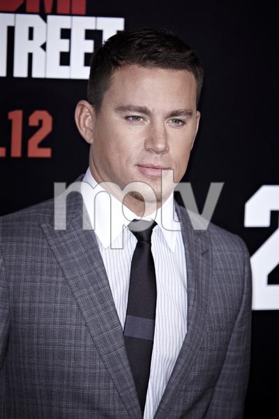 """21 Jump Street"" PremiereChanning Tatum3-13-2012 / Grauman"