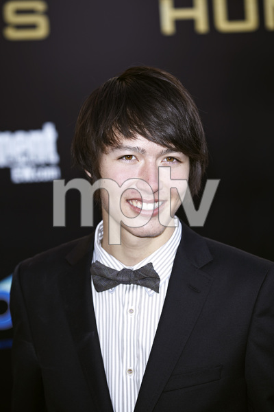 """""""The Hunger Games"""" PremiereSam Tan3-12-2012 / Nokia Theater LA Live / Lionsgate / Los Angeles CA / Photo by Benny Haddad - Image 24191_0003"""