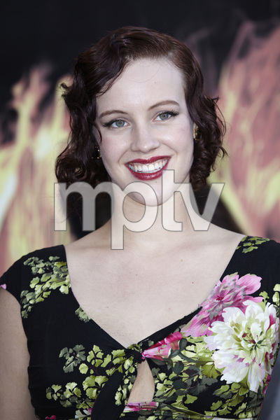 """The Hunger Games"" PremiereBrooke Bundy3-12-2012 / Nokia Theater LA Live / Lionsgate / Los Angeles CA / Photo by Benny Haddad - Image 24191_0025"