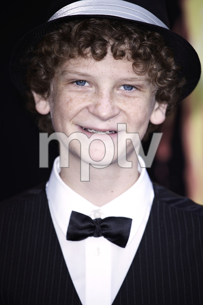 """""""The Hunger Games"""" PremiereEthan Jamieson3-12-2012 / Nokia Theater LA Live / Lionsgate / Los Angeles CA / Photo by Benny Haddad - Image 24191_0035"""