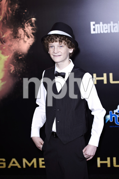 """""""The Hunger Games"""" PremiereEthan Jamieson3-12-2012 / Nokia Theater LA Live / Lionsgate / Los Angeles CA / Photo by Benny Haddad - Image 24191_0036"""