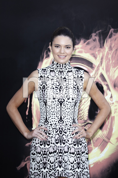 """The Hunger Games"" PremiereKendall Jenner3-12-2012 / Nokia Theater LA Live / Lionsgate / Los Angeles CA / Photo by Benny Haddad - Image 24191_0056"