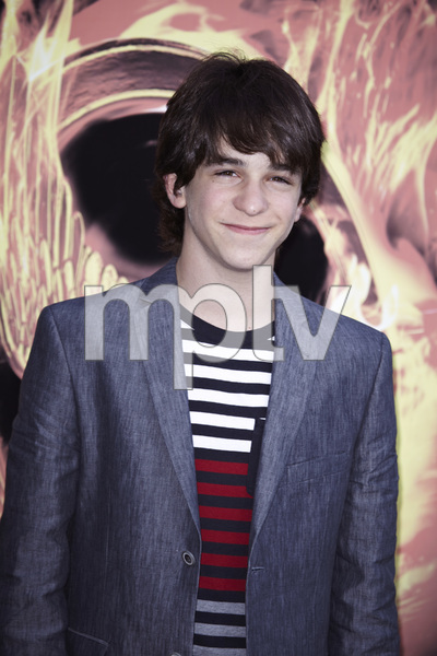 """The Hunger Games"" PremiereZachary Gordon3-12-2012 / Nokia Theater LA Live / Lionsgate / Los Angeles CA / Photo by Benny Haddad - Image 24191_0067"