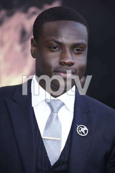"""The Hunger Games"" PremiereDayo Okeniyi3-12-2012 / Nokia Theater LA Live / Lionsgate / Los Angeles CA / Photo by Benny Haddad - Image 24191_0078"