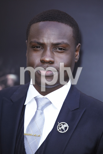 """The Hunger Games"" PremiereDayo Okeniyi3-12-2012 / Nokia Theater LA Live / Lionsgate / Los Angeles CA / Photo by Benny Haddad - Image 24191_0079"