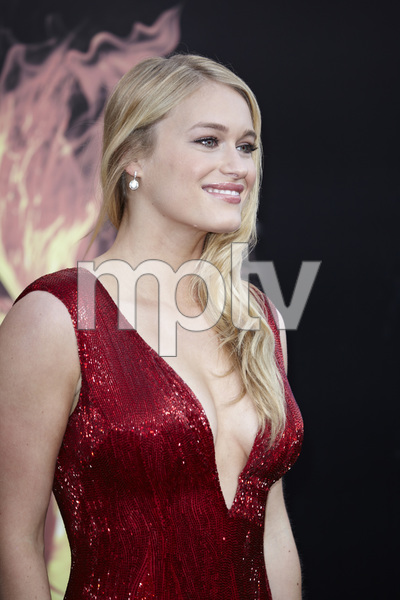 """The Hunger Games"" PremiereLeven Rambin3-12-2012 / Nokia Theater LA Live / Lionsgate / Los Angeles CA / Photo by Benny Haddad - Image 24191_0082"