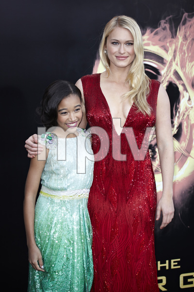 """The Hunger Games"" PremiereLeven Rambin3-12-2012 / Nokia Theater LA Live / Lionsgate / Los Angeles CA / Photo by Benny Haddad - Image 24191_0085"