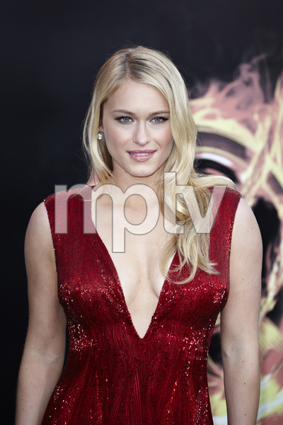 """The Hunger Games"" PremiereLeven Rambin3-12-2012 / Nokia Theater LA Live / Lionsgate / Los Angeles CA / Photo by Benny Haddad - Image 24191_0086"