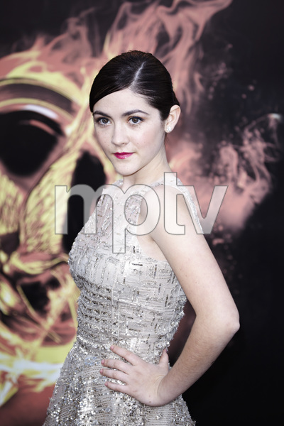 """""""The Hunger Games"""" PremiereIsabelle Fuhrman3-12-2012 / Nokia Theater LA Live / Lionsgate / Los Angeles CA / Photo by Benny Haddad - Image 24191_0095"""